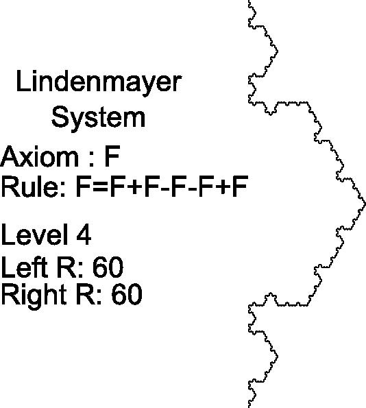 free vector Fractal clip art