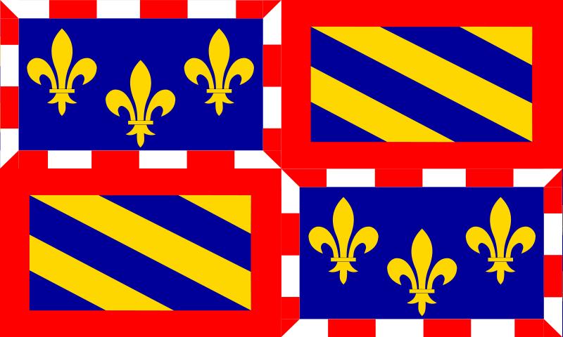 free vector France bourgogne