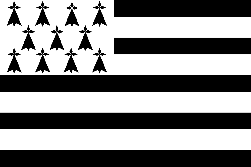 free vector France brittany