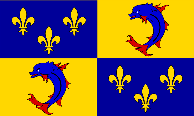 free vector France dauphine