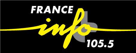 free vector France Info radio logo