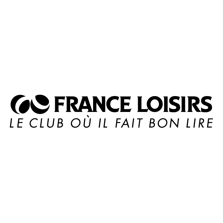 free vector France loisirs 1