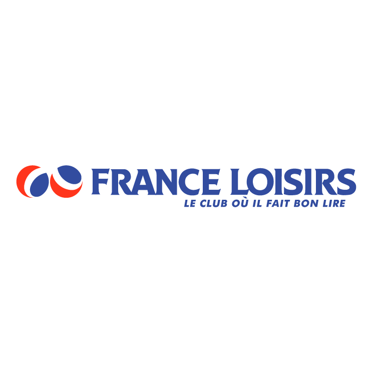 free vector France loisirs