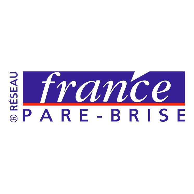 free vector France pare brise