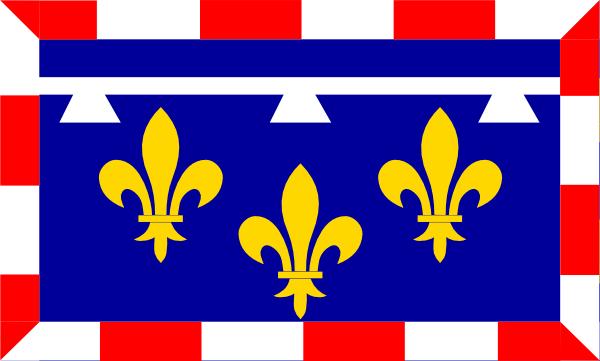 free vector FranceCentre Val De Loire clip art