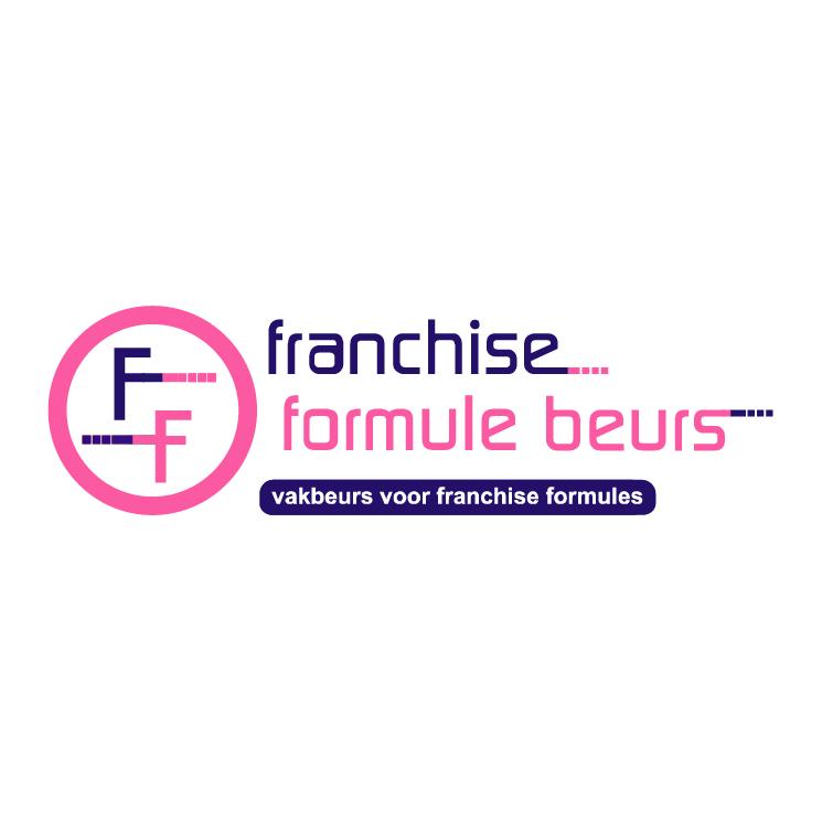 free vector Franchise formule beurs