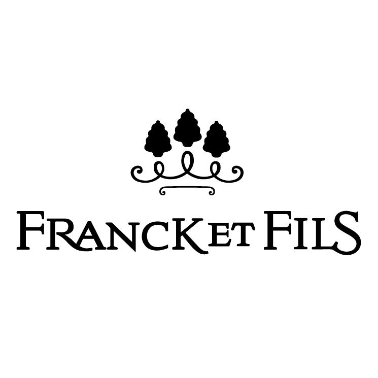 free vector Franck et fils