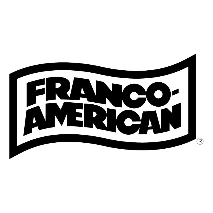 free vector Franco american 0