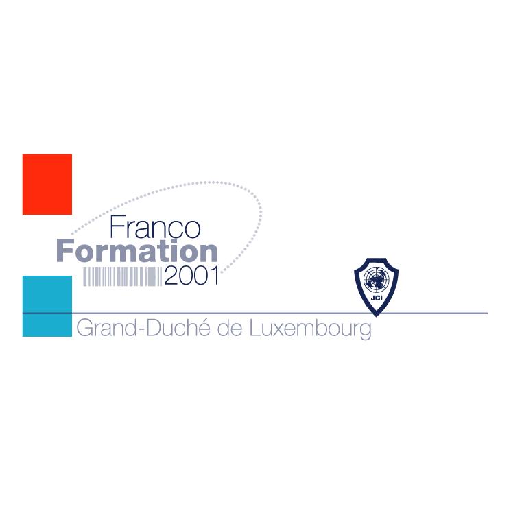free vector Franco formation 2001