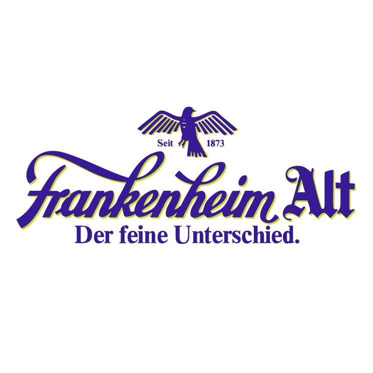 free vector Frankenheim alt