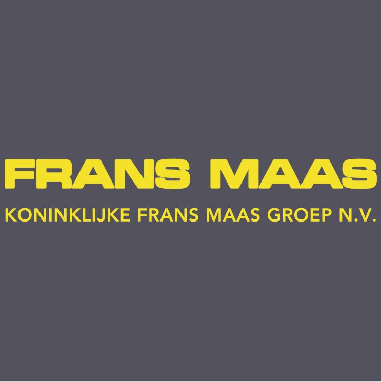 free vector Frans maas 0