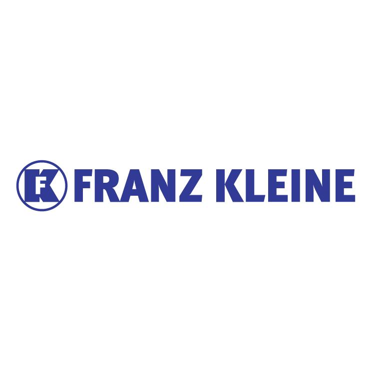 free vector Franz kleine