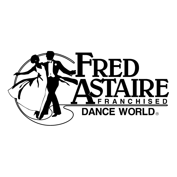 free vector Fred astaire franchised
