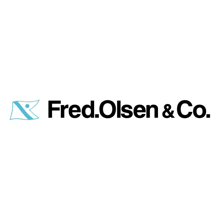 free vector Fred olsen co