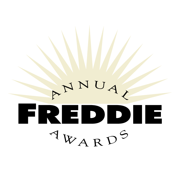 free vector Freddie awards 0