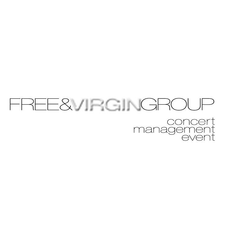 free vector Free and virgin group