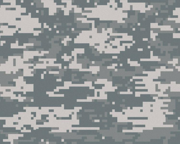 free vector Free Camouflage Patterns for Illustrator & Photoshop