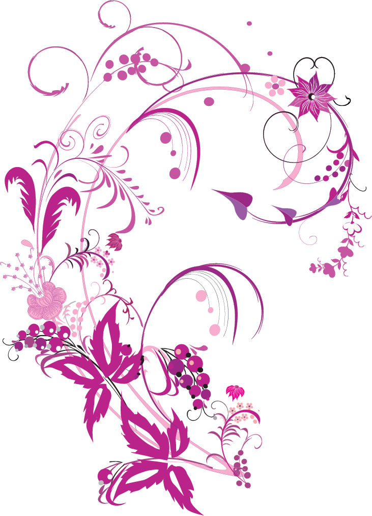 free vector Free Floral Vector Graphic