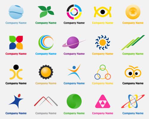 free vector Free Logo Elements 2