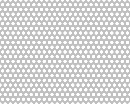 free vector Free Seamless Vector Perforated Metal Pattern 24574