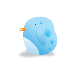 free vector Free Twitter Birds Icons Vector