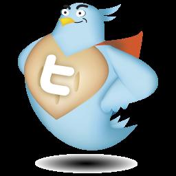 free vector Free Twitter Icon Set