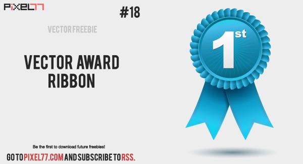 free vector Free Vector Award Ribbon