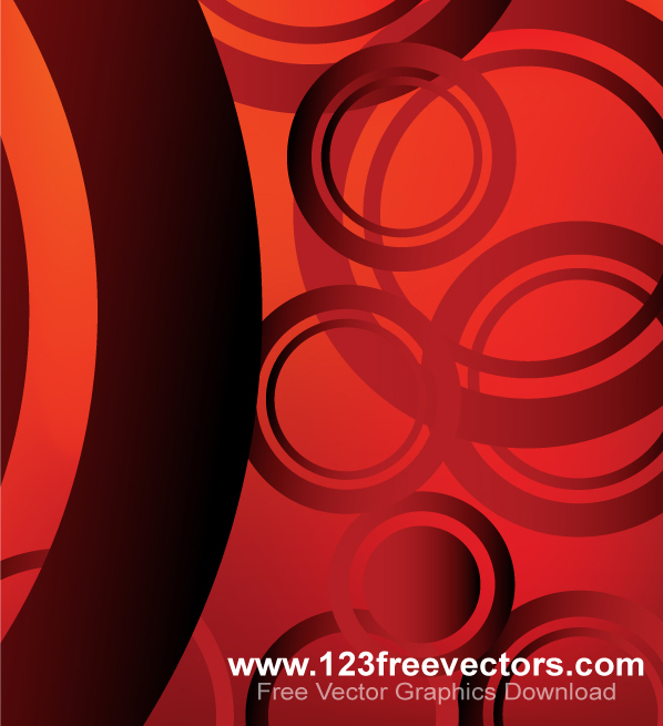 free vector Free Vector Circle Background