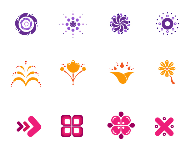 free vector Free Vector Design Elements Pack 04