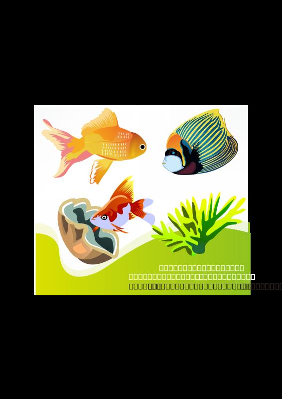 free vector Free Vector Fish