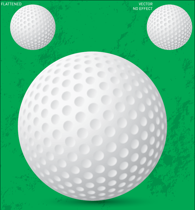 free vector Free Vector Golf Ball