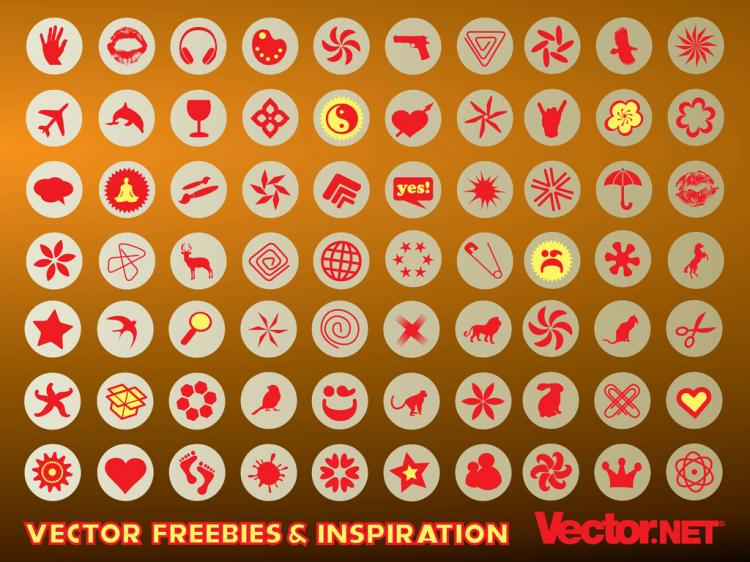 free vector Free Vector Icon Pack