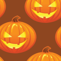 free vector Free Vector Pumpkin Patterns ? Halloween Jack O Lanterns