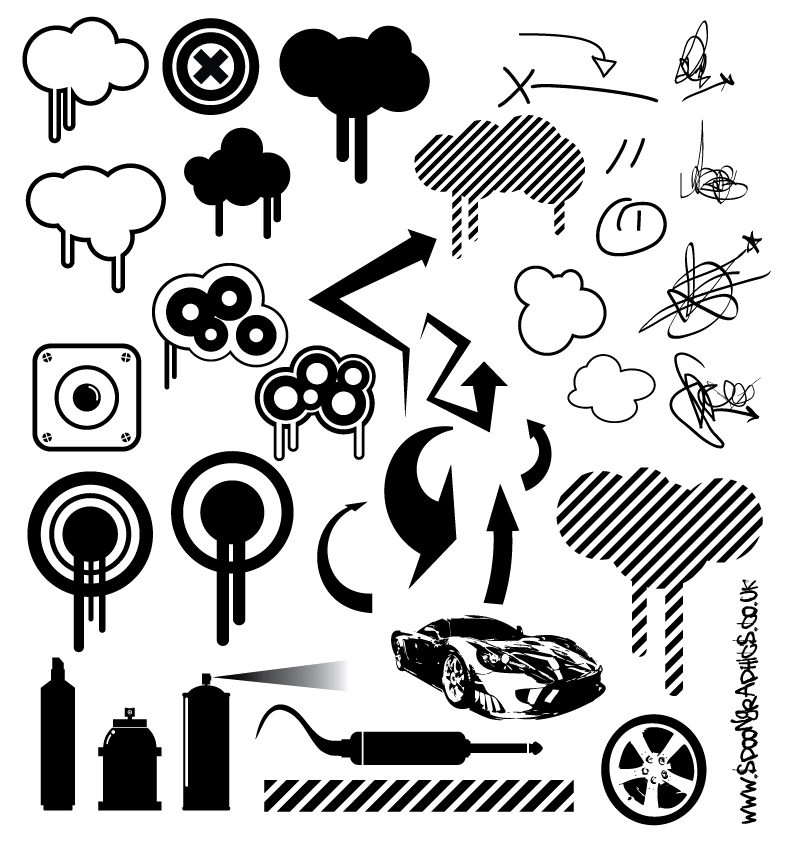 free vector Free Vector Resources Part 3 - Urban Collection