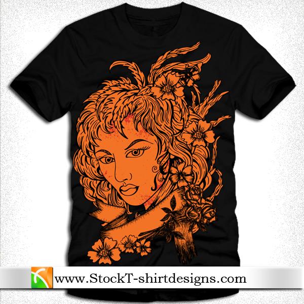 free vector Free Vector T-shirt Designs - 04
