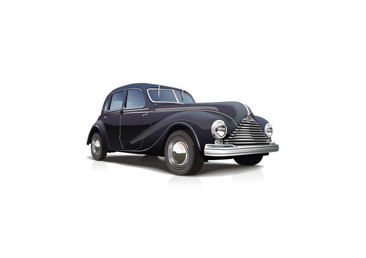 Vintage Car Gallery 18