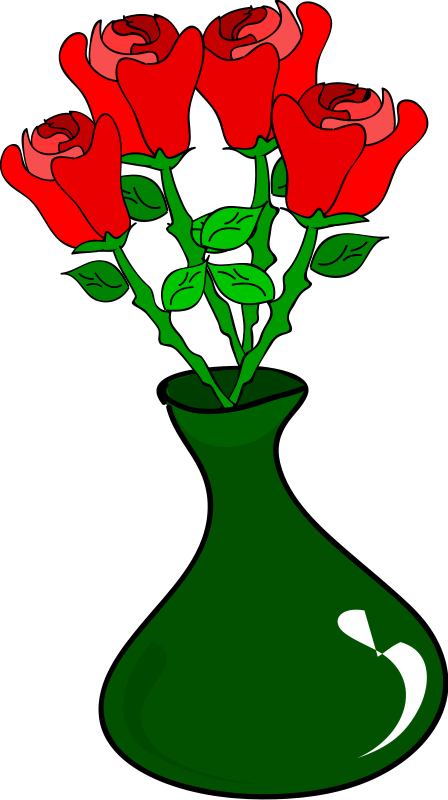 free vector FreeHand ROSES