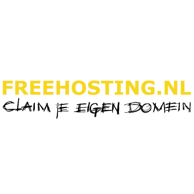 free vector Freehostingnl