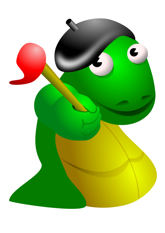 free vector French Artist Dragon