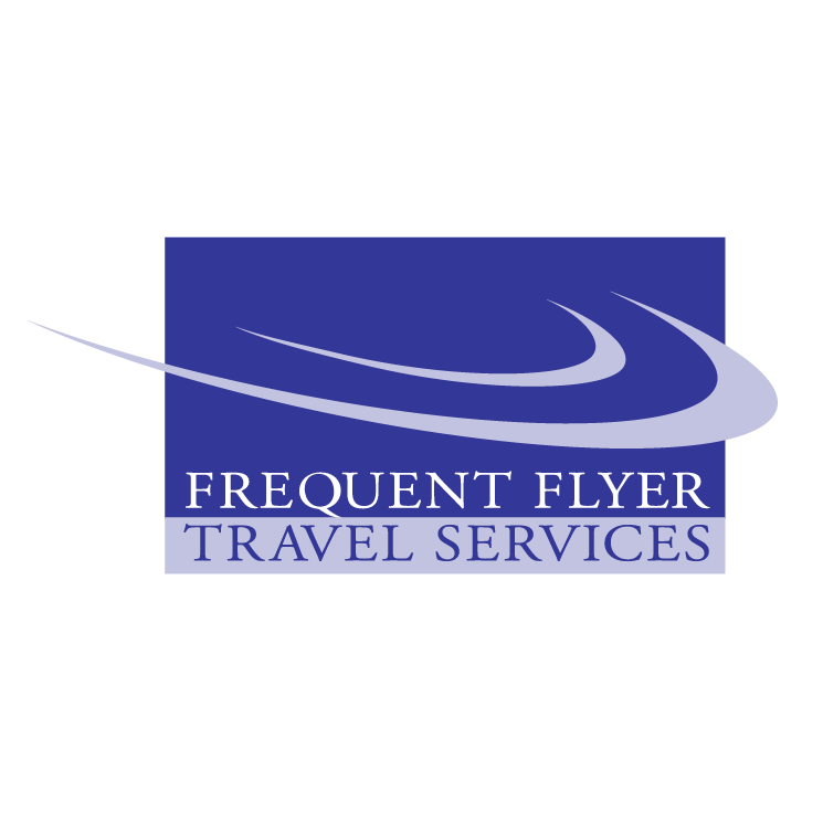 free vector Frequent flyer travel services