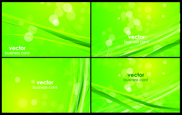 free vector Fresh green vector background dream