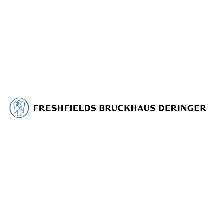 free vector Freshfields bruckhaus deringer
