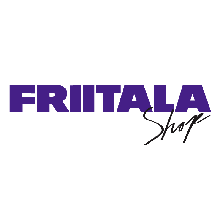 free vector Friitala shop
