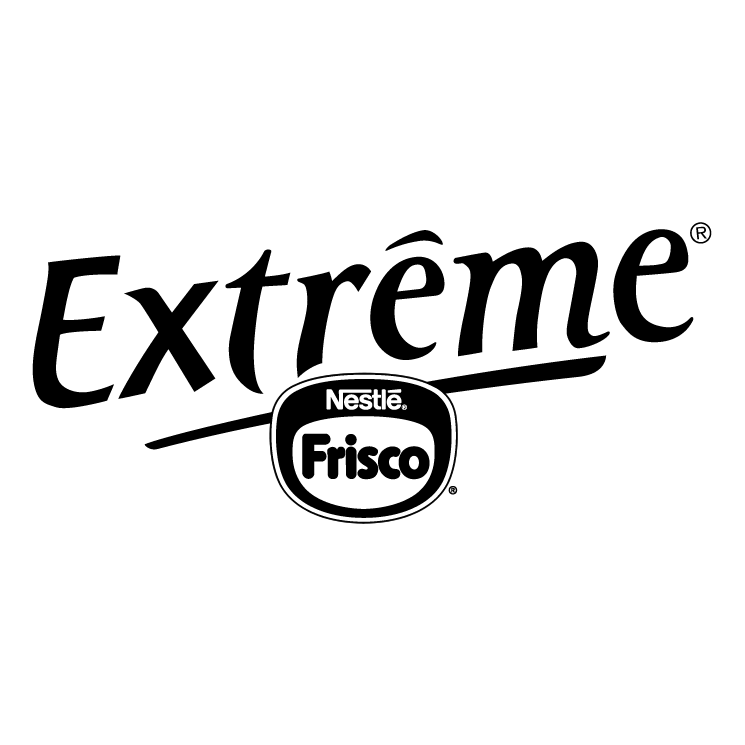 free vector Frisco extreme