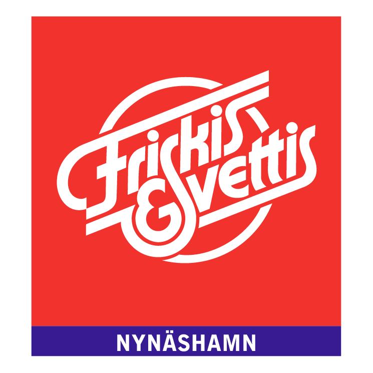 free vector Friskissvettis