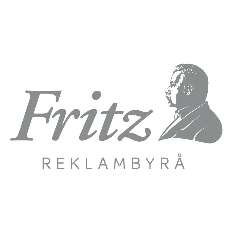 free vector Fritz reklambyra