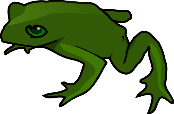 frog clip art free vector 4vector rh 4vector com clip art frogs free clip art frogs and tadpoles