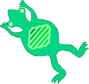 free vector Frog clip art