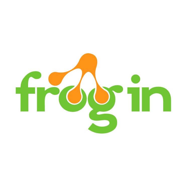 free vector Frogin