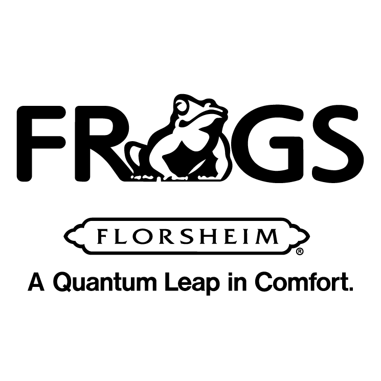 free vector Frogs florsheim